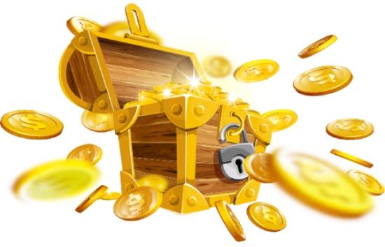 Získajte peniaze zadarmo s bonusom bez vkladu!